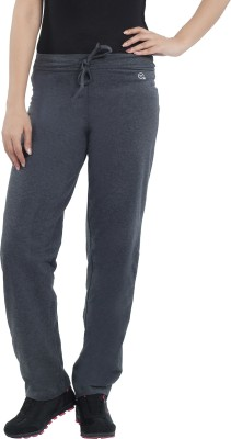 Macrowoman Lounge Solid Women's Grey Track Pants