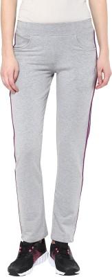 Sakhi Sang Solid Women's Grey, Purple Track Pants
