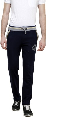 Riverstone Solid Men's Yellow Track Pants