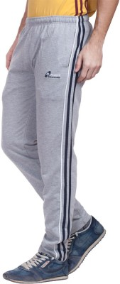 Live In Solid Men's Grey Track Pants