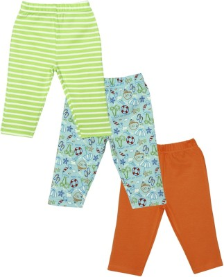 Mom & Me Printed Baby Boy's Multicolor Track Pants