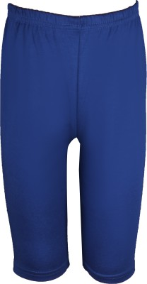 Jazzup Solid Baby Boy's Blue Track Pants