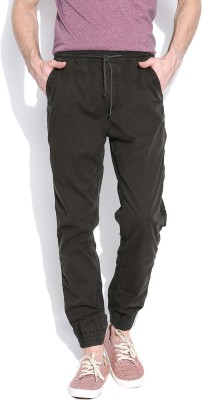 United Colors of Benetton Solid Men's Grey Track Pants