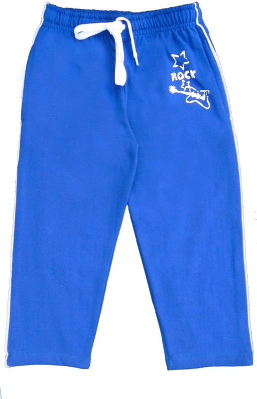 Sweet Angel Track Pant For Girls(Blue)