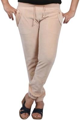 Pinellii Breeze Pant T/Almond Solid Women's Beige Track Pants