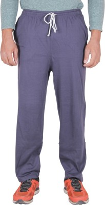 Frang Solid Men's Blue Track Pants