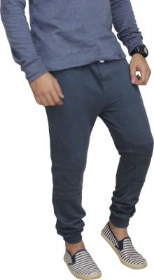 Body Tantrum Solid Men,s Green Track Pants