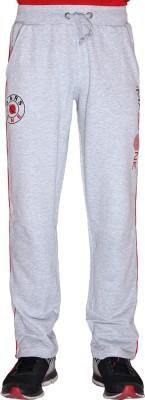 Ukf Mars One Printed Men's Grey Track Pants