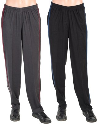 Gazelle Active Solid Men's Grey, Black Track Pants