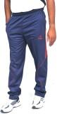 Kiago Solid Men's Dark Blue Track Pants