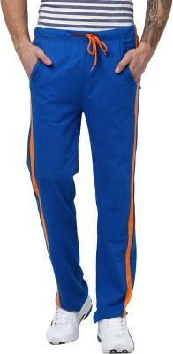 Yepme Solid Men's Blue Track Pants