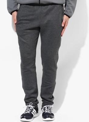 BDI Solid Men's Grey Track Pants