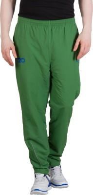 Goodluck L-0006 C Solid Men's Dark Green Track Pants