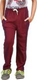 Meril Track Pant For Boys (Red)