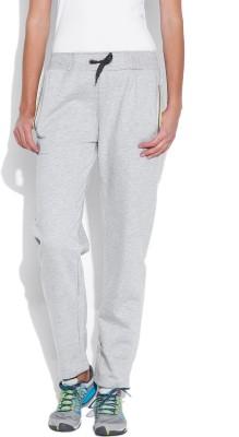 Duke Stardust Solid Women,s Grey Track Pants