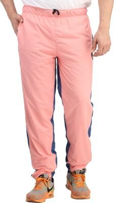 SPAWN Solid Men,s Pink Track Pants