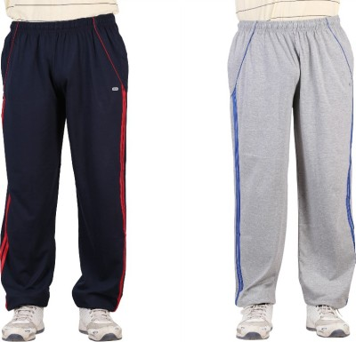 NCI Striped Men's Multicolor Track Pants