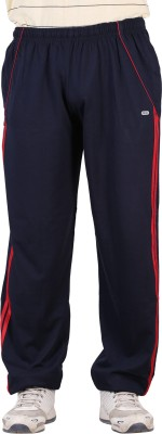 NCI Striped Men's Dark Blue Track Pants