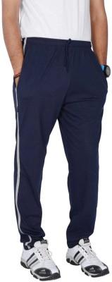Miffa Solid Men's Blue Track Pants
