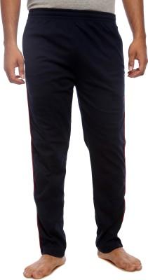 Kanter Solid Men's Blue Track Pants