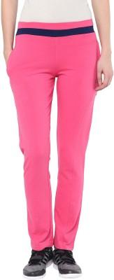 Sakhi Sang Solid Women's Pink, Blue Track Pants