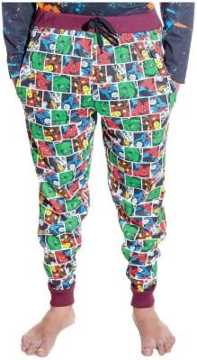 Shootr Printed Men,s Multicolor Track Pants