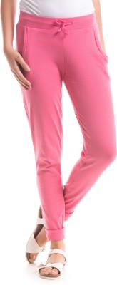 Prym Solid Women's Pink Track Pants