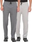 Garudaa Garments Solid Men's Grey, Grey ...