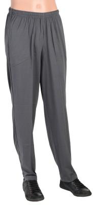 Gazelle Solid Men's Grey Track Pants