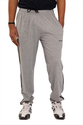 Anchy Solid Men's Grey Track Pants