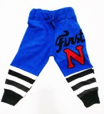 Tomato Track Pant For Girls (Blue)