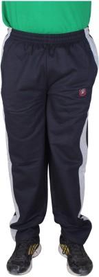 SST Striped Men's Black Track Pants