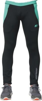 Vector X Solid Women's Black Track Pants
