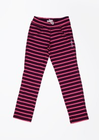 Reebok Track Pant For Girls(Pink)