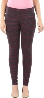 Lavos Striped Women's Black, Pink Track Pants