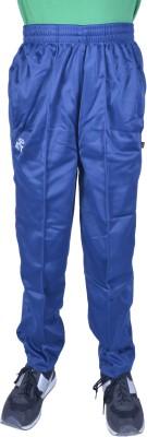 SST 6565V2 Self Design Men's Blue Track Pants