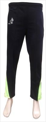 VSP Solid Men's Black Track Pants