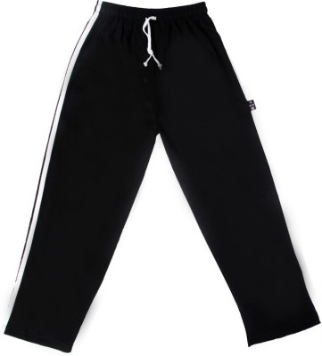 Ice Solid Boy's Black Track Pants