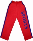 Sweet Angel Track Pant For Boys (Red)