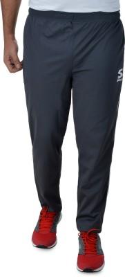 Surly Self Design Men's Grey, White Track Pants