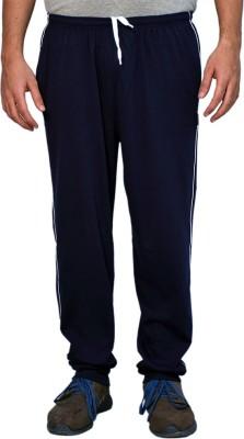 Ave Striped Men's Blue Track Pants