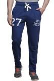 Vinenzia Printed Men's Blue Track Pants