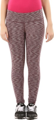 Lavos Striped Women's Brown, Grey Track Pants