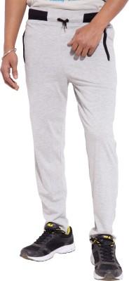Super Active Solid Men's Grey, Black Track Pants