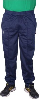 SST 6565V2 Self Design Men's Dark Blue Track Pants