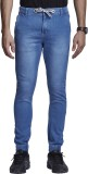 Beevee Solid Men's Light Blue Track Pant...
