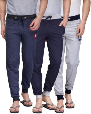 TSX Solid Men's Multicolor Track Pants