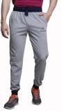 Vinenzia Solid Men's Grey Track Pants