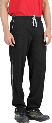 Hbhwear Solid Men's Black Track Pants