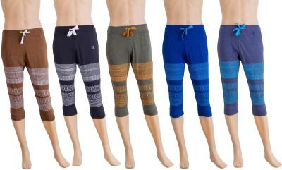 Karwan International Printed Men's Multicolor Track Pants